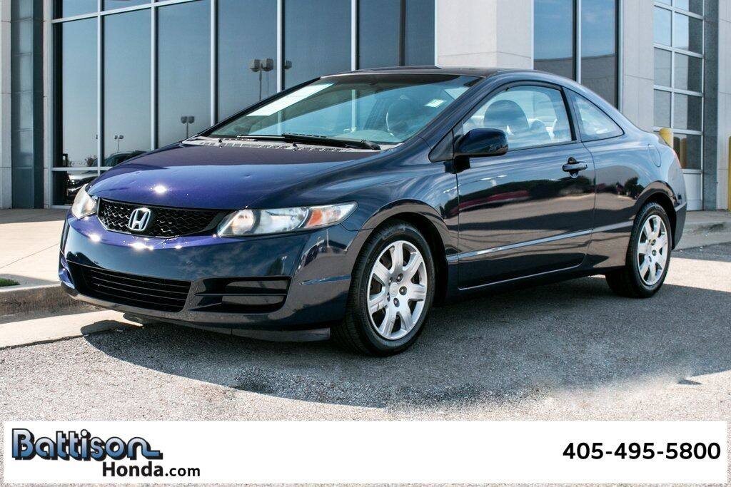 2010_Honda_Civic_LX_ Oklahoma City OK