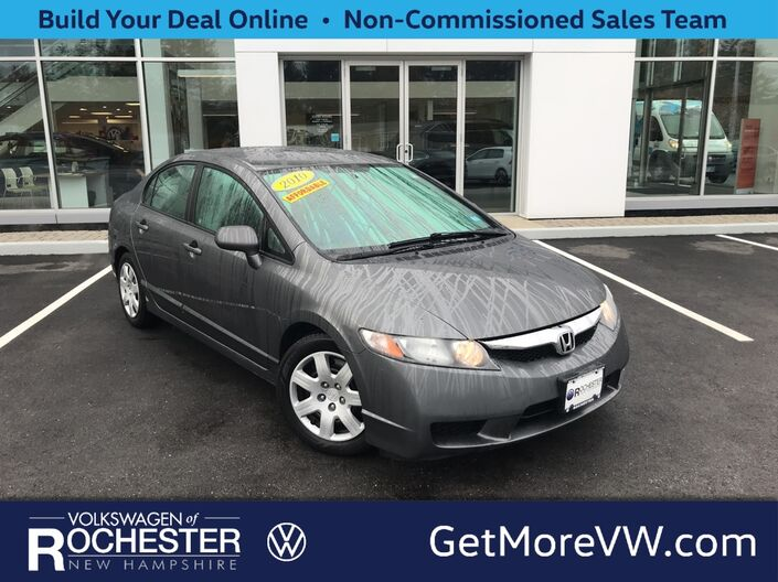 2010 Honda Civic LX Rochester NH