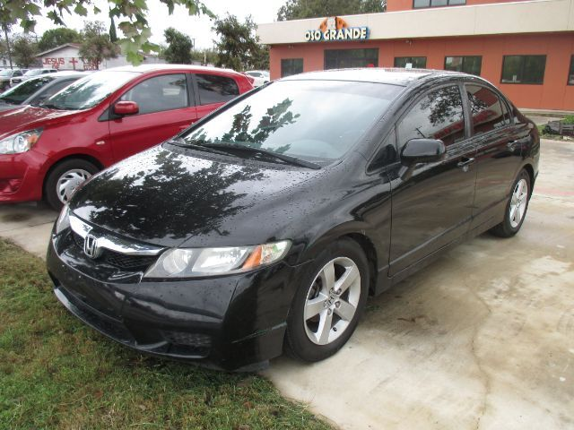 2010 Honda Civic LX-S Sedan 5-Speed A