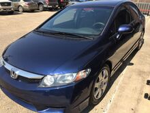 2010_Honda_Civic_LX Sedan 5-Speed AT_ Austin TX
