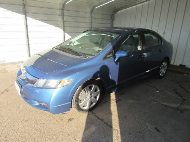 2010 Honda Civic LX Sedan 5-Speed AT Dallas TX