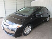 2010_Honda_Civic_LX Sedan 5-Speed AT_ Dallas TX