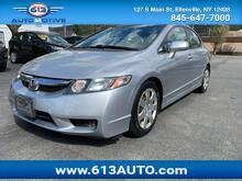 2010_Honda_Civic_LX Sedan 5-Speed AT_ Ulster County NY