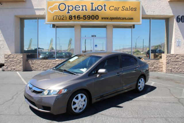 2010 Honda Civic LX Sedan 5-Speed AT Las Vegas NV