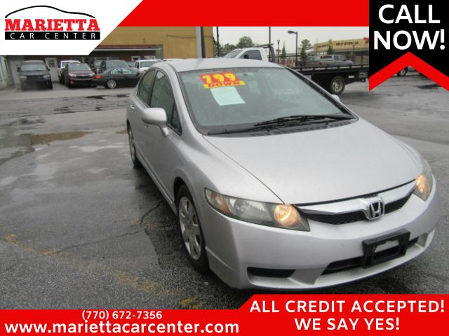 2010 Honda Civic LX Sedan 5-Speed AT Marietta GA