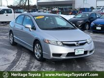 2010 Honda Civic LX South Burlington VT