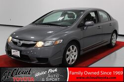 2010_Honda_Civic_LX_ St. Cloud MN