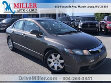 2010_Honda_Civic_LX_ Martinsburg