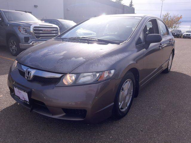 2010 Honda Civic Sdn DX-G   MANUAL   **BACK TO SCHOOL SPECIAL** Calgary AB