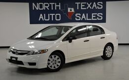 2010_Honda_Civic Sdn_DX-VP_ Dallas TX