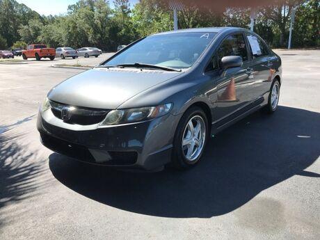 2010 Honda Civic Sdn LX Gainesville FL