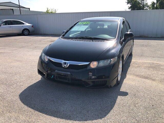 2010 Honda Civic Sdn LX Gainesville TX