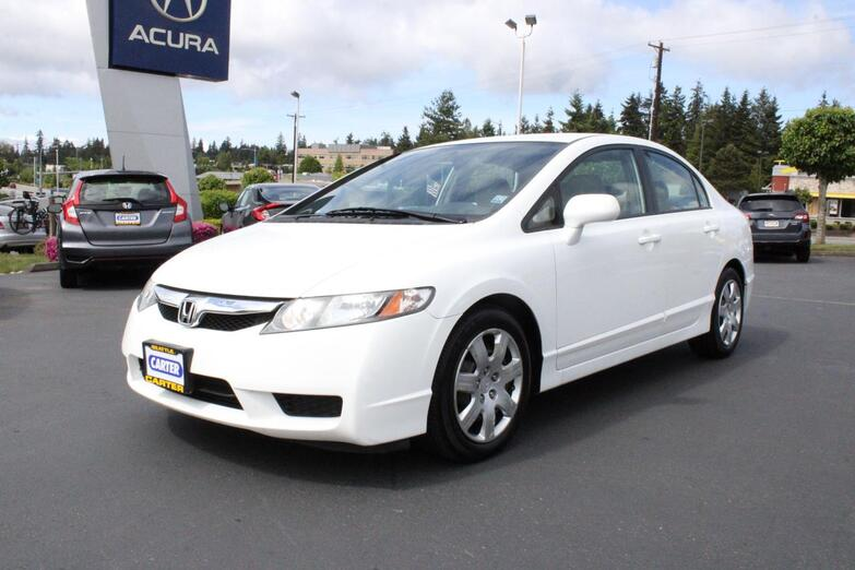 2010 Honda Civic Sdn LX Seattle WA