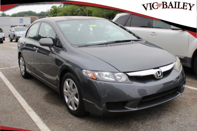2010 Honda Civic Sdn LX Spartanburg SC