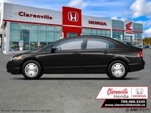 2010_Honda_Civic Sedan_BLACK_ Clarenville NL