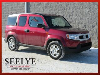 2010_Honda_Element_LX_ Battle Creek MI