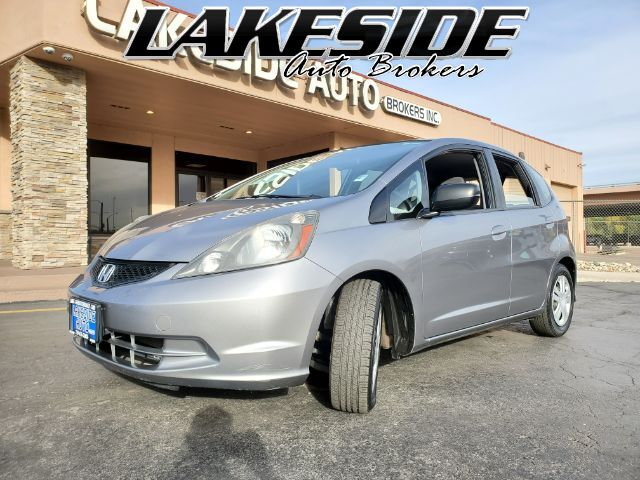 2010 Honda Fit 5-Speed AT Colorado Springs CO