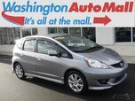 2010 Honda Fit 5dr HB Man Sport