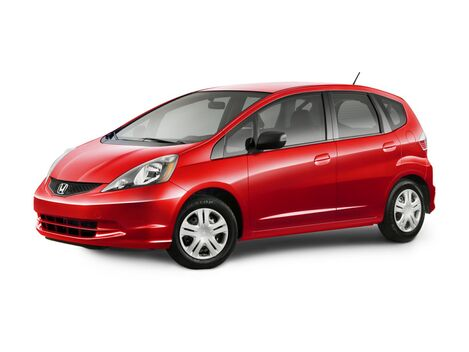 2010_Honda_Fit_Base_ Salisbury MD