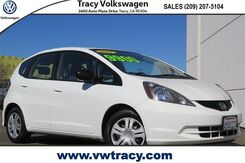 2010_Honda_Fit_Base_ Tracy CA