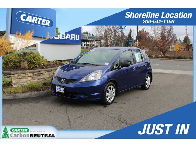 2010 Honda Fit Manual Seattle WA