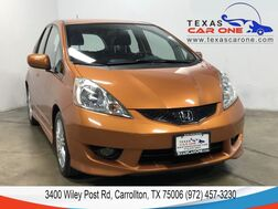 2010_Honda_Fit_SPORT AUTOMATIC PADDLE SHIFTERS LEATHER STEERING WHEEL ALLOY WHE_ Carrollton TX