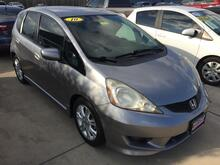 2010_Honda_Fit_Sport 5-Speed AT_ Austin TX
