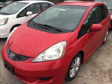 2010_Honda_Fit_Sport 5-Speed AT with Navigation_ Austin TX