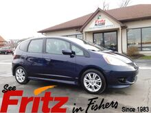 2010_Honda_Fit_Sport_ Fishers IN