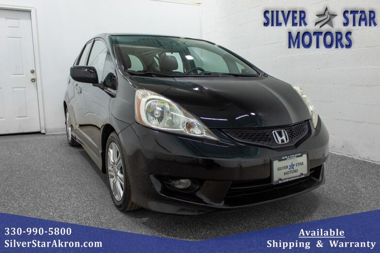 2010 Honda Fit Sport Tallmadge OH