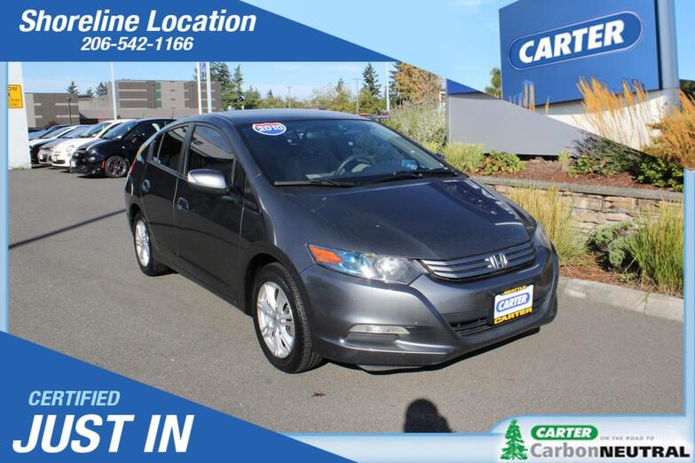 2010 Honda Insight EX Seattle WA