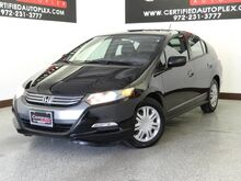 2010_Honda_Insight_LX ECO MODE CD PLAYER AUX INPUT POWER LOCKS POWER WINDOWS POWER MIRRORS_ Carrollton TX