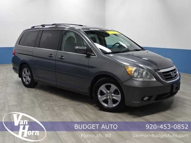 2010 Honda Odyssey Touring Plymouth WI