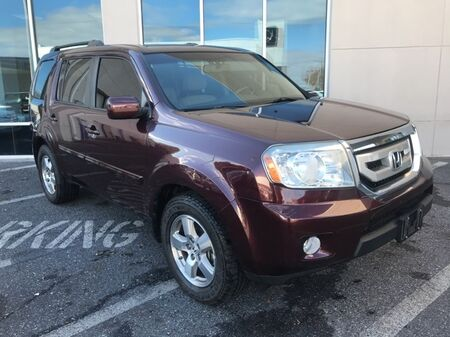 2010_Honda_Pilot_EX-L 4WD ** SUNROOF & REAR DVD ENTERTAINMENT * 1 OWNER_ Salisbury MD
