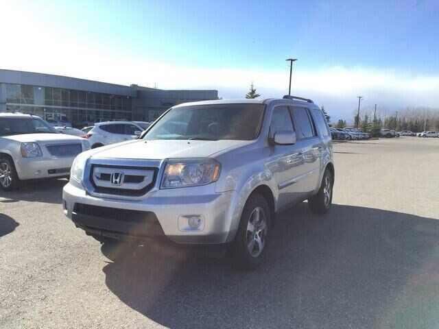 2010 Honda Pilot EX-L LEATHER SUNROOF 4X4 Calgary AB