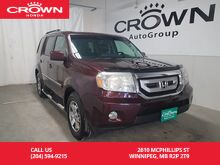 2010_Honda_Pilot_Touring w/Navi/4wd/NEW BRAKE PADS/ 8 PASSENGER/ SUNROOF/HEATED SEATS_ Winnipeg MB
