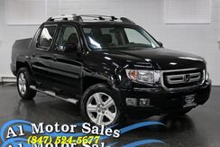 2010_Honda_Ridgeline_RTL 4WD Leather Navi Rear Camera_ Schaumburg IL