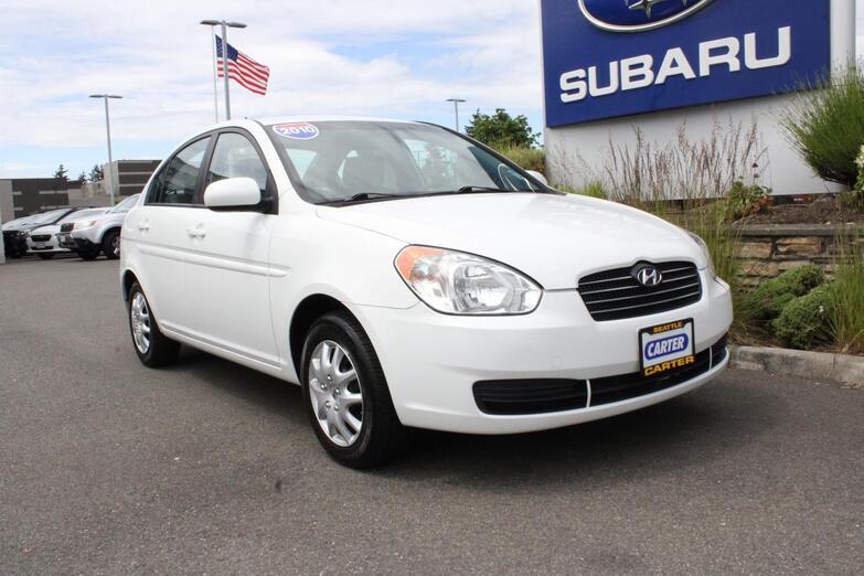 2010 Hyundai Accent GLS Seattle WA