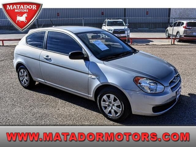 2010 Hyundai Accent GS Lubbock & Wolfforth TX