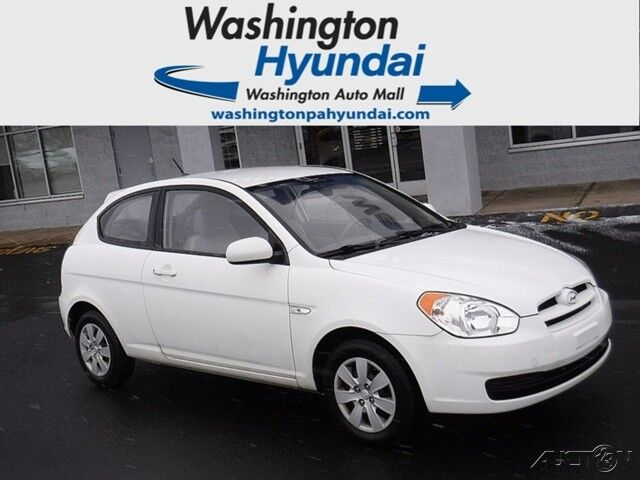 2010 Hyundai Accent GS Washington PA