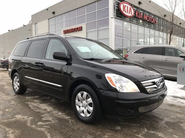 2010 Hyundai Entourage GL FWD 3.8L *REAR AIR/FOLDING REAR SEATS/CRUISE CONTROL* Edmonton AB