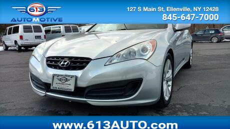 2010 Hyundai Genesis Coupe 2.0T Premium Auto Ulster County NY
