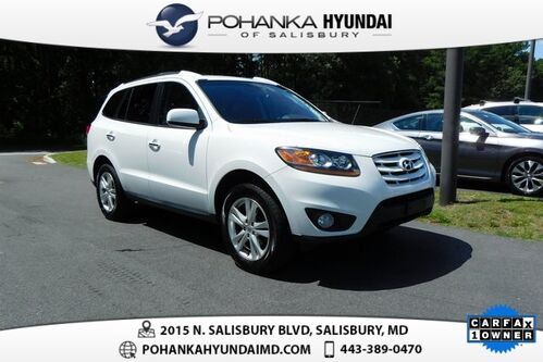 2010_Hyundai_Santa Fe_Limited **ONE OWNER**_ Salisbury MD