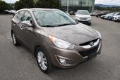2010 Hyundai Tucson Limited Low kms, No accident, One owner