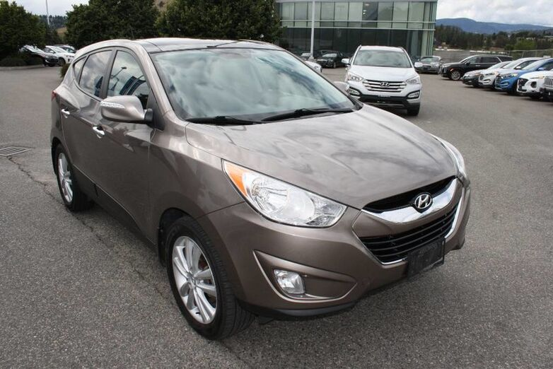 2010 Hyundai Tucson Limited Low kms, No accident, One owner Kelowna BC