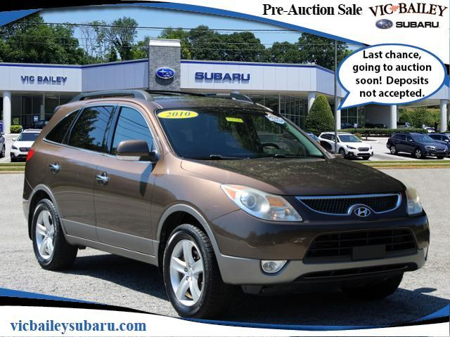 2010 Hyundai Veracruz Limited Spartanburg SC