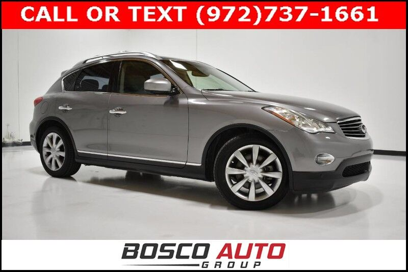 2010 INFINITI EX35 Base Flower Mound TX