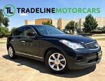 2010 INFINITI EX35 Journey LEATHER, SUNROOF, NAVIGATION... AND MUCH MORE!!!