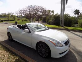 2010_INFINITI_G37 Convertible_Base_ Dania Beach FL