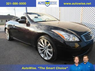 2010_INFINITI_G37 Convertible_Sport with NAVIGATION_ Melbourne FL